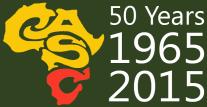 CAS 50 yr anniversary logo