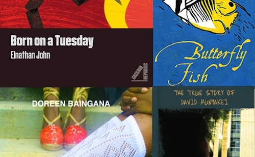 Event: An Evening of New African Fiction, University of Bristol, 20 April2016