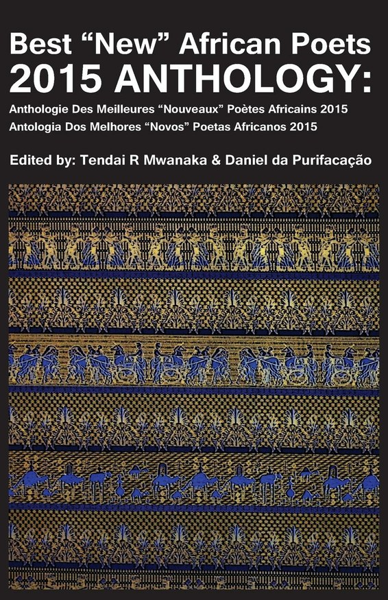 "Review: Best ""New"" African Poets 2015 Anthology"