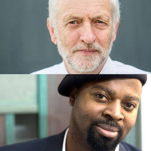 Event: Jeremy Corbyn and Ben Okri, 15 July 2016,London