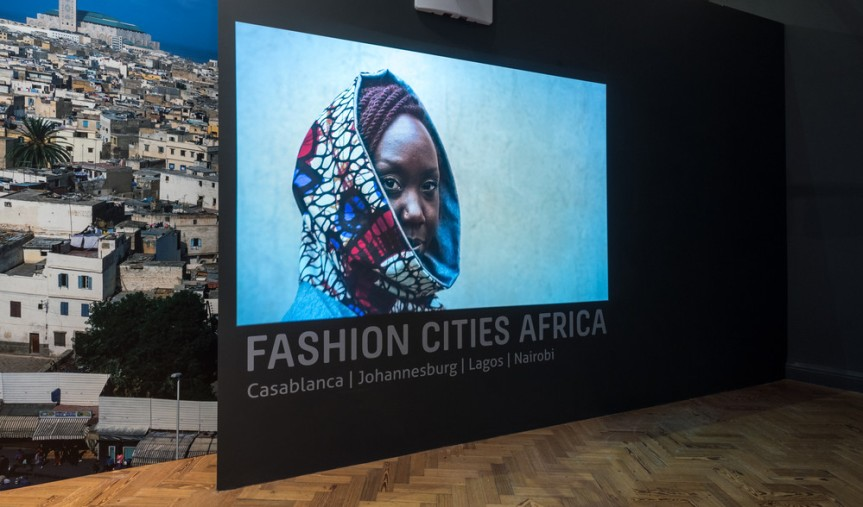 Event: Creating African Fashion Histories conference, 2 November 2016,Brighton