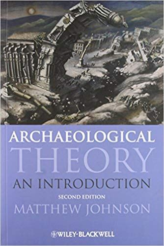 Cover of Archaeological theory: an introduction