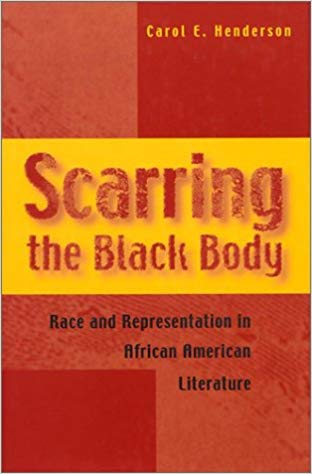 Scarring the black body