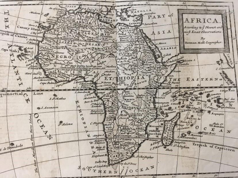 Moll map