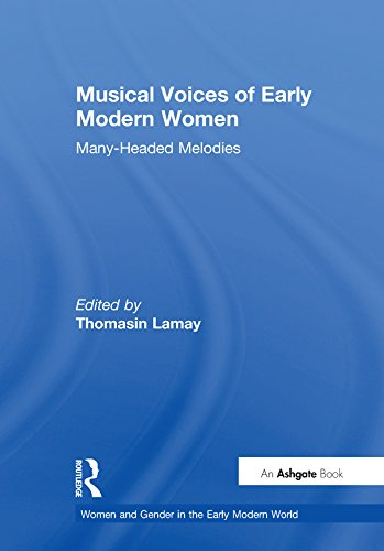 Musical voices of Early modern women