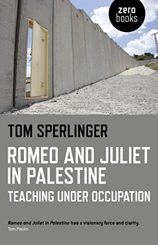 Romeo and Julet in Palestine book cover